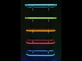 Electroluminescent Shelves