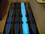 WrestleMania 23 Illuminated Ringposts - WWE - Vinyl over Electroluminescent Panel