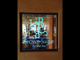 Brown Sugar by the Sea - Newburyport, Massachusetts - Edge Lit Acrylic Logo, Illuminated Shelving, and Bar Lap Lighting